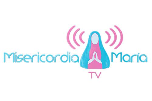 Logo Misericórdia Maria TV
