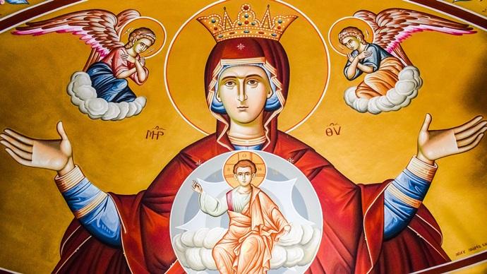 Mãe Divina - Maria