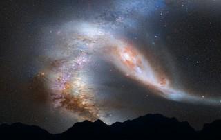 Andrômeda - Cosmos