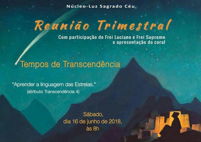 Tempos de Transcendência