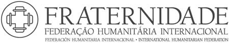 Fraternidade – Federação Humanitária Internacional Logotipo