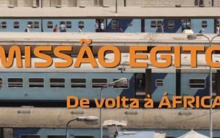Missao Egito de volta a Africa
