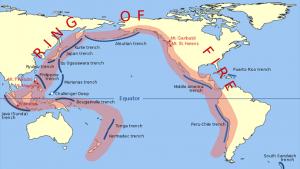 Anel de Fogo - Terremoto e Tsunami no Japao