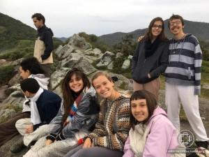 Juventude pela Paz Florianópolis Montanha