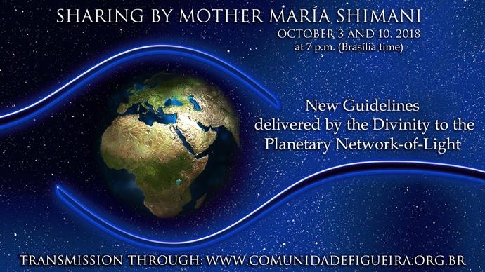 Sharing Mother M Shimani
